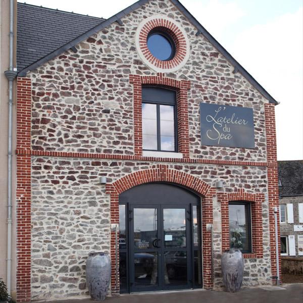 L'Atelier du Spa à Saint-Vaast-La-Hougue